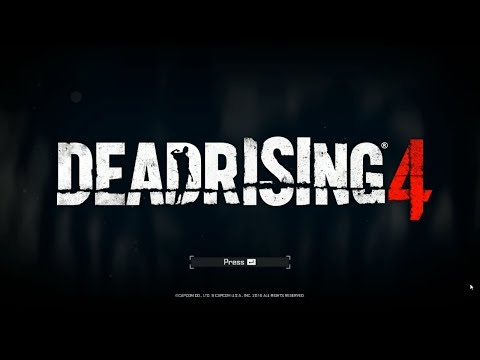 Dead Rising 4 Gameplay Pc Game |