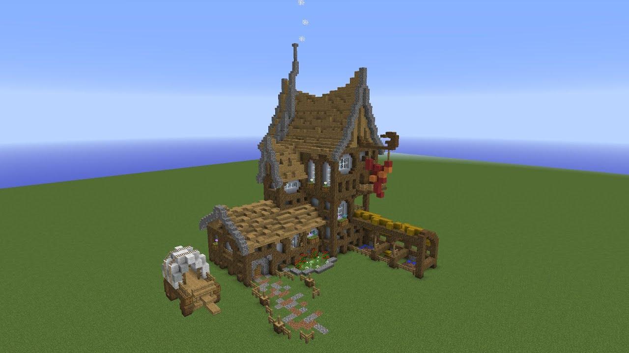 Let U0026 39 S Improvise A Minecraft House