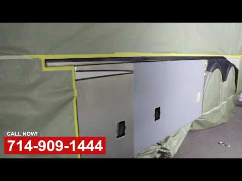 RV Bay Door Repair in Orange County CA