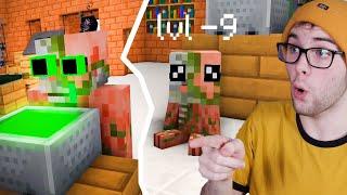 MINECRAFT EKSPERYMENTY! - Minecraft Animacje