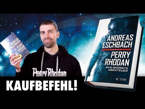 Perry Rhodan - Das größte Abenteuer YouTube Hörbuch Trailer auf Deutsch