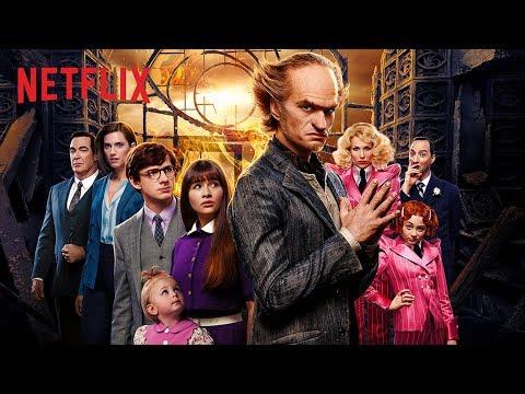 Les Désastreuses Aventures Des Orphelins Baudelaire   Bande-annonce Officielle Saison 3   Netflix