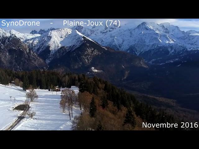 Plaine-Joux Drone 4k