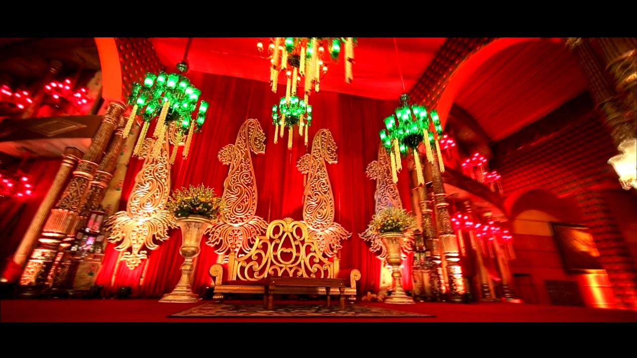 An Extravagant Wedding At Udman Youtube