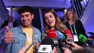 Amaia y Alfred tras Eurovisión: