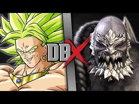 Broly VS Doomsday (Dragon Ball Z VS DC Comics) | DBX