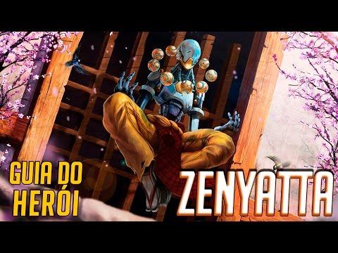 COMO JOGAR DE ZENYATTA - GUIA DO HERÓI - Overwatch Brasil