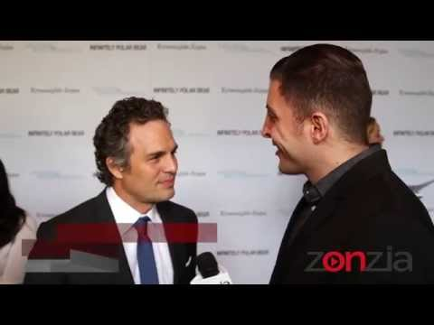 NY Premiere Of Infinitely Polar Bear With Mark Ruffalo And Maya Forbes