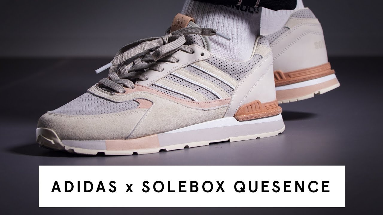 hot products fantastic savings for whole family Adidas x Solebox Quesence | Review