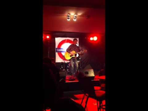 Behind Betty (Original) - Oliver Jarvis - Tabernacle Junction Open Mic