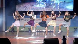 150813 레드벨벳RedVelvet - 행복 Happiness (Choreography) [청소년스...