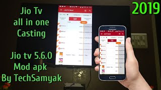 Jiotv screen casting 100 working modded app