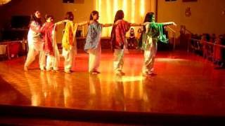 Group Dance - Boliyaan (Giddha) - RDB & Nindy Kaur