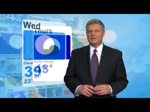 WYFF 4 Launches new weather page
