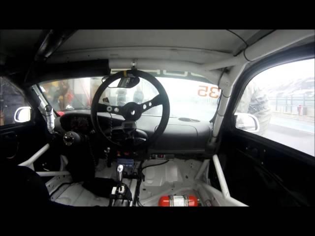 Course TTE Magny-Cours relais changement de pilote