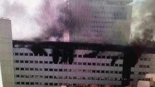 "BREAKING: Massive Explosion ""Radio France"" Paris France"