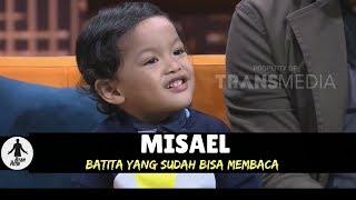 MISAEL, BATITA YANG SUDAH BISA MEMBACA,   HITAM PUTIH 06/02/18 1-5