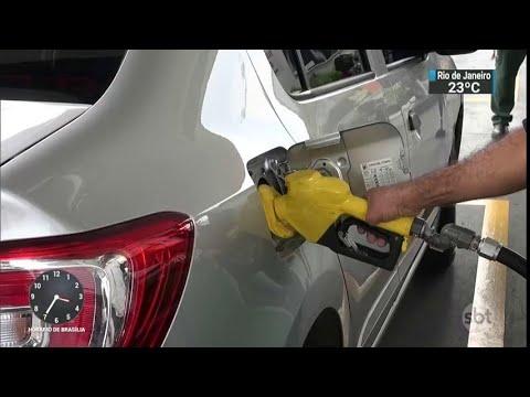 Polícia desmonta esquema de adulteração de combustível em SP | SBT Notícias (25/08/18)
