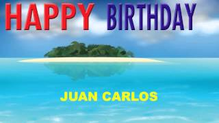 JuanCarlos   Card Tarjeta - Happy Birthday