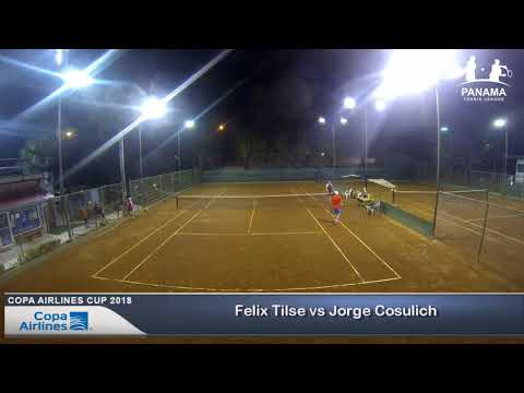 Felix Tilse vs Jorge Cosulich