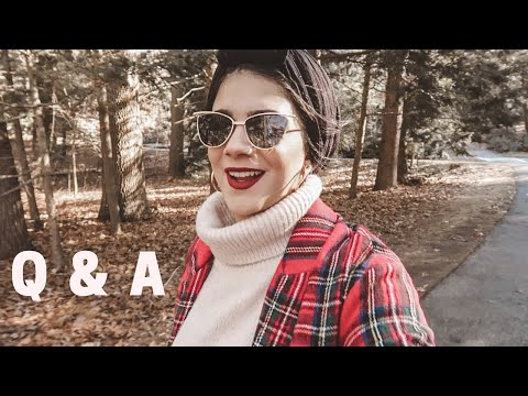 Answering your Instagram questions أسئلة واجوبة
