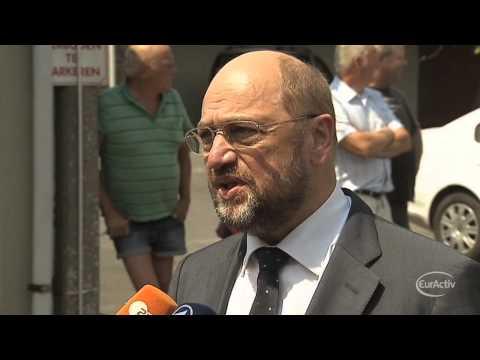 Schulz: Cameron's political behaviour is not normal