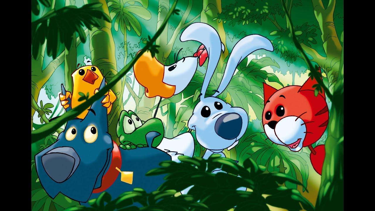 Cuccioli cartone animato youtube for Cartone animato trilli
