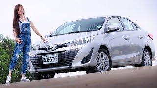 【♀ 冠儀試車日記】千呼萬喚 7氣囊上身!Toyota VIOS