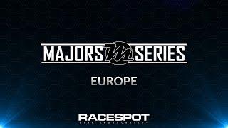 Majors Series - European Region   Round 1   Daytona 2.4