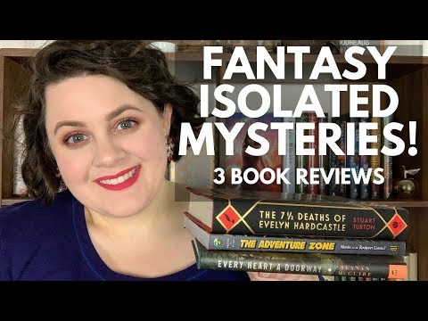 Fantastical Closed Circle Mysteries | 3 Mystery Book Review