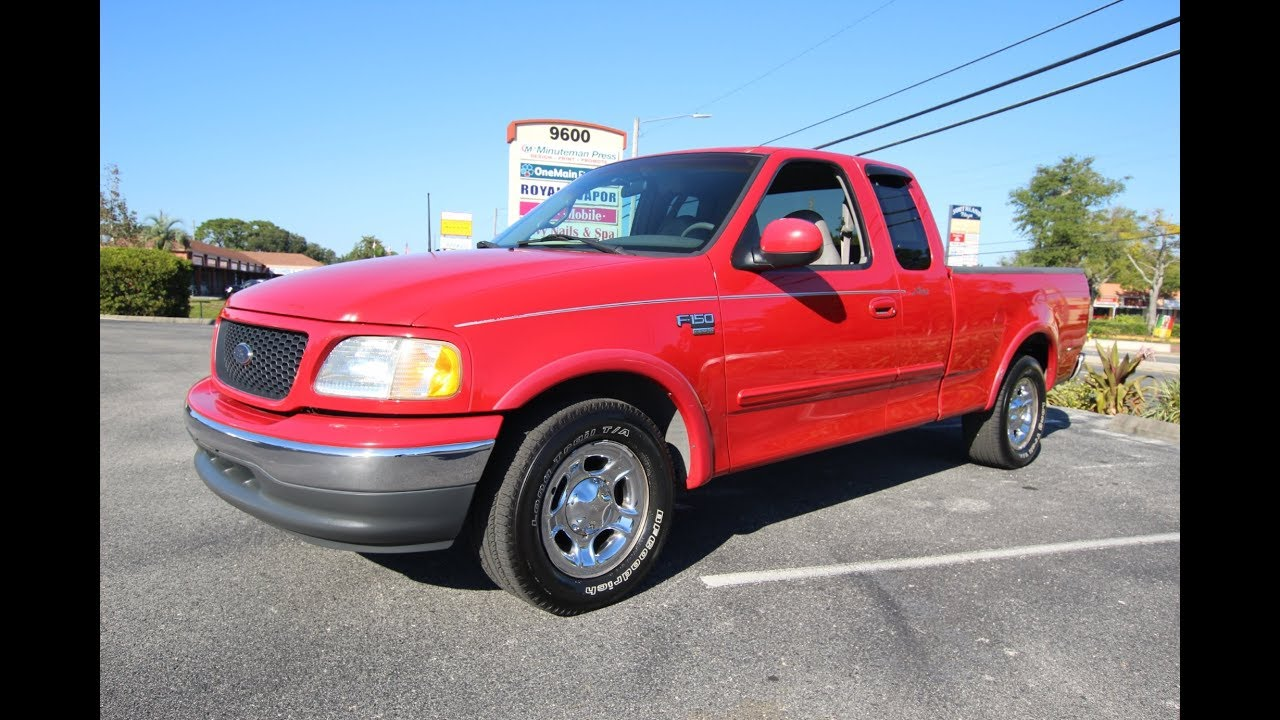 Sold 2000 ford f 150 lariat 2wd meticulous motors inc florida for sale