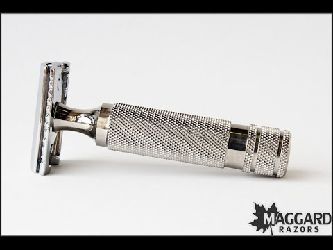 thoughts on the maggard mr8 safety razor youtube