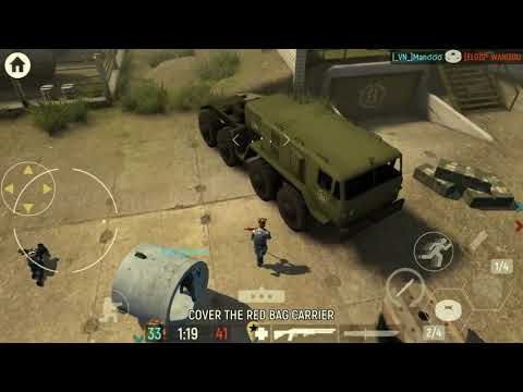 Tacticool 5vs5 Shooter Game   DM Win Lucky Game (win Backwards)