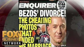 Amazon CEO Jeff Bezos latest revelations against National Enquirer