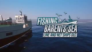 Fishing: Barents Sea - Net And Line Ships DLC
