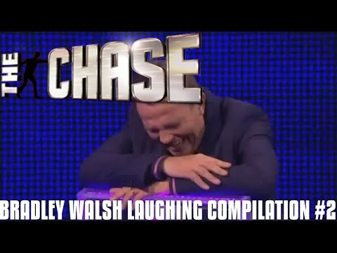 The Chase | Bradley Walsh Laughing Compilation | Volume 2