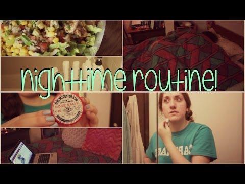 Summer Nighttime Routine!