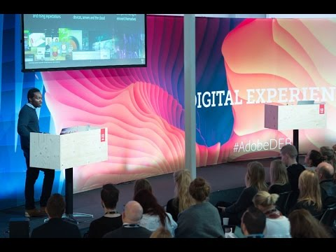 Adobe Digital Experience Briefing Stockholm 2016  #AdobeDEB