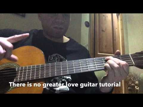 No Greater Love Chords By Smokie Norful Worship Chords