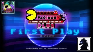 NS First Play - PAC MAN Championship Edition 2 PLUS
