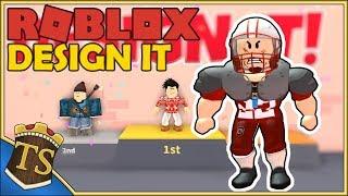 Danish Roblox | Design It-Go for Victory!