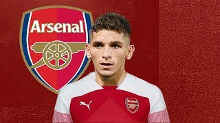 Lucas Torreira ● Welcome to Arsenal ● Dribbling/Defensive Skills, Passes & Goals 🇺🇾