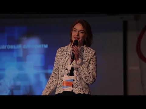 Выступление Нины Осовицкой: Эффективный HR-брендинг: пошаговый алгоритм