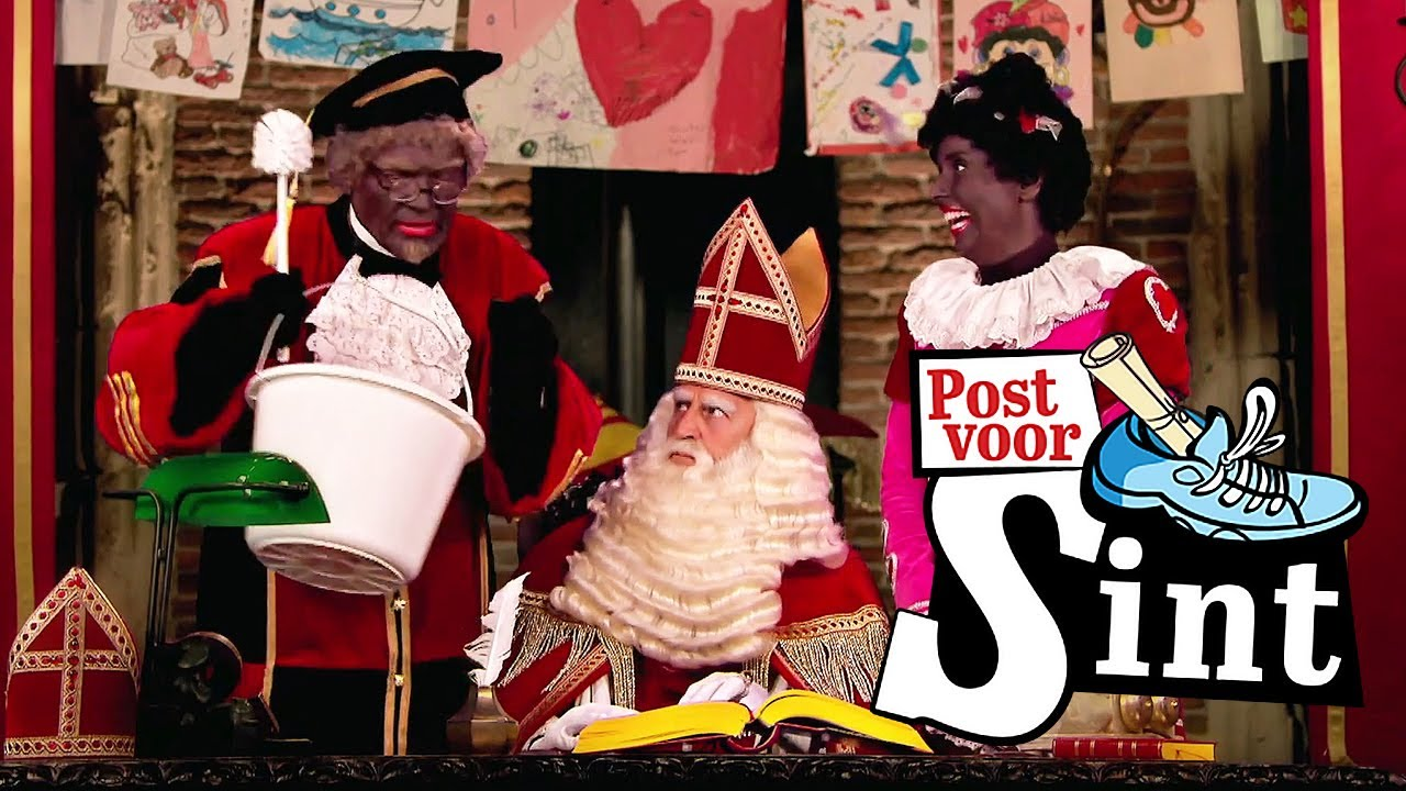 POST VOOR SINT (2014) • AFL. 7 • TV-programma