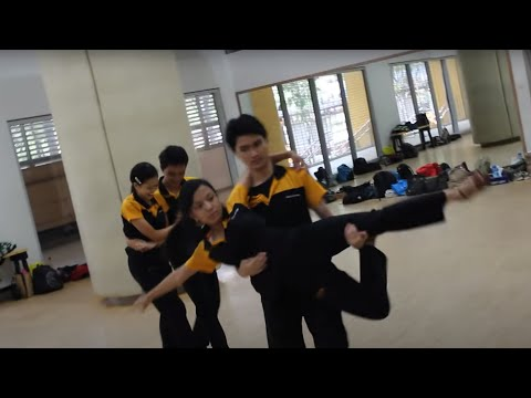 Swing Dance: Can't Take My Eyes Off You