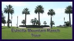 Estrella Mountain Ranch Is A Suburb of Goodyear Arizona