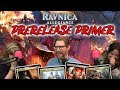 Ravnica Allegiance Prerelease Primer! Magic the Gathering's Newest Set | GLH5 #312