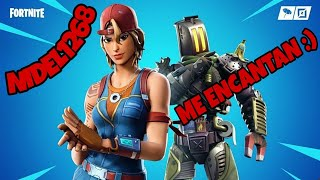THANK YOU Isabella295 FOR THIS :)* NEW SKINS* PLAYING WITH SUBS* #Fortnite