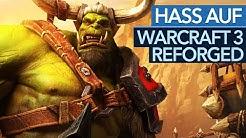 Wut auf Warcraft 3: Reforged - Was ist da schiefgelaufen?