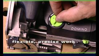 Festool Domino System - Woodworking Joinery Made Easy